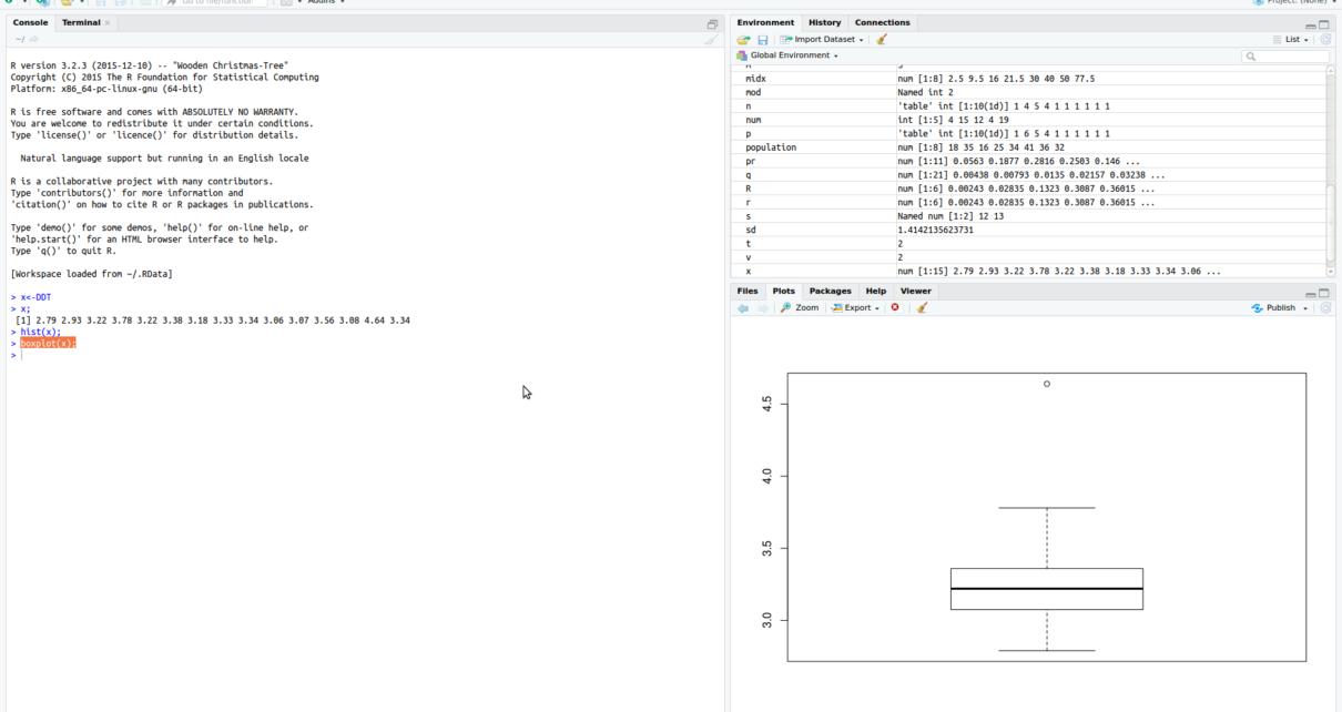 Plot examples using DDT dataset